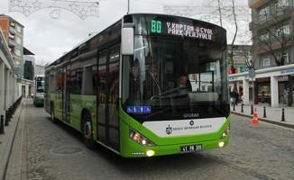 Derince'ye yeni otobüs hattı - Kocaeli Haberleri