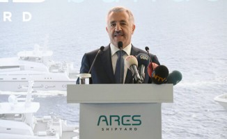 Türkiye Mega Yatta dünyada ilk 3'te