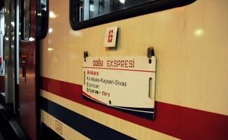 Doğu Ekspresi yolcularına ücretsiz servis