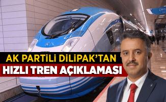 Kahramanmaraş Hızlı Tren Projesi