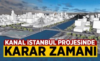 Kanal İstanbul Projesinde Kritik Aşama