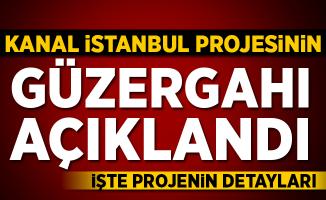 Kanal İstanbul'un güzergahı belli oldu. İşte Kanal İstanbul projesinin detayları..