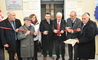 Bozüyük'te TCDD Emeklileri Derneği Şubesi Açıldı