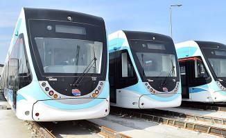Tramvay günde 95 bin yolcu taşıyacak