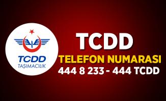 Tren Bileti Telefon Numarası |TCDD İletişim Hattı 444 8 233