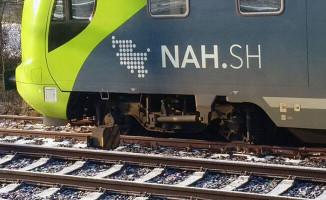 Almanya'da yolcu treni raydan çıktı