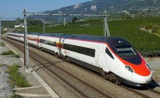 BTK Hattında İlk Yolcu Treni Mayıs Ayında