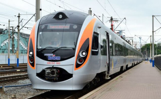 Kiev Boryspil Havaalanına tren seferleri yıl sonunda başlayacak