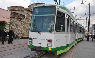 Bursalılar Dikkat! İstanbul caddesine tramvay düzenlemesi