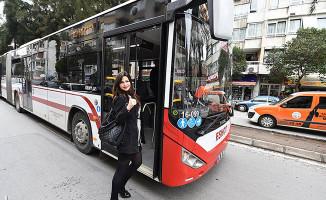 İZBAN'dan sonra otobüslerde de başlıyor