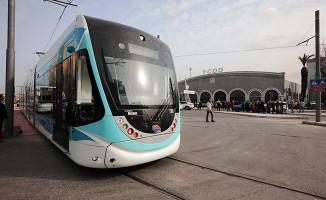 İzmir'de Konak tramvayı seferlerine başlıyor