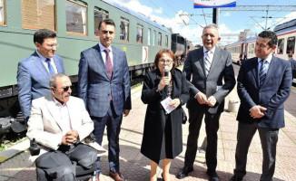 'Sıhhiye Vagonu' Basmane Gar'da ziyaretçilerini bekliyor