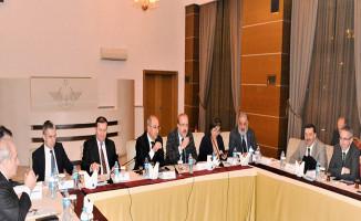 Türk Kamu İşletmeleri Birliği TCDD'de Toplandı