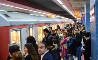 Ankara Metrosunda İftarlık Dağıtılacak