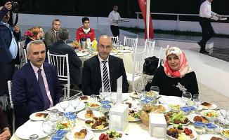 Apaydın, Ankara'da Demiryolcuların İftarına Katıldı