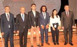 Dünya Demiryolu Kongresinde Öğrenci Yarışması Düzenlendi