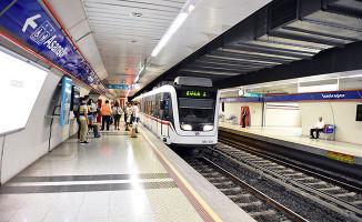 İzmir Metrosu 18 Yaşında