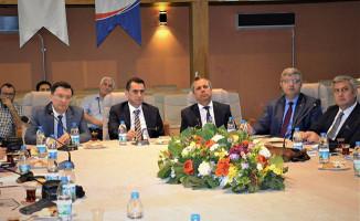 """""""Kapasite Geliştirme Projeleri Değerlendirme Toplantısı"""" gerçekleştirildi"""
