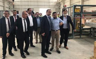Müsteşar Aka, Hızlı Tren Şantiyesinde