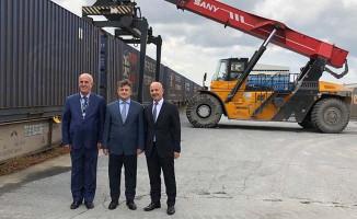 Türkiye ile Polonya Arasında İntermodal Tren Seferleri Başladı