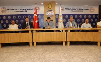 Antalya Toplu Ulaşımda İmrenilecek Noktada