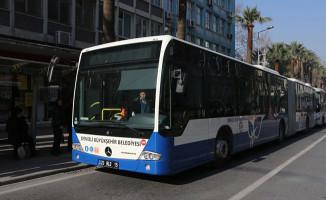 Denizli'de Belediye Otobüsleri Bayramın İlk 2 Günü Ücretsiz
