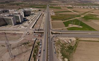 Kayseri'de Ulaşım Alanında Projeler Hız Kesmeden Sürüyor