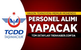 TCDD Taşımacılık 25 Personel Alımı Yapacak