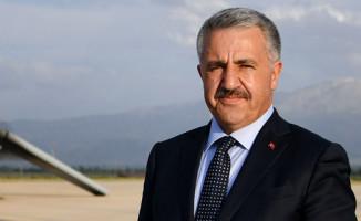 Ulaştırma Bakanı, Ankara Lojistik Üssü'nü Ziyaret Etti