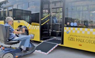 Afyonkarahisar'da Toplu Taşıma'da Engeller Kalkıyor!
