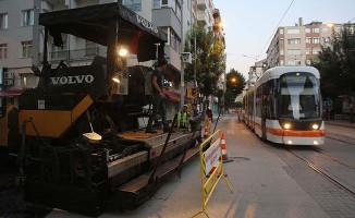 Büyükşehir, Eskişehir'in Yol Standardını Yükseltiyor
