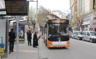 Gaziantep'te 15 Temmuz'da Toplu Ulaşım Ücretsiz