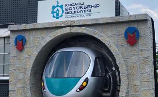 Henüz Metro Yok Ancak Metronun Kabartması Var