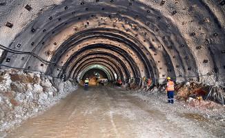İzmir'in En Uzun Tünel İnşaatında Son Durum
