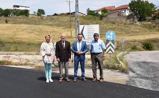 Karabük Valisi Kemal Çeber, Yapımı Tamamlanan Asfalt Yolları İnceledi