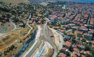 Malatya Güney Kuşak Yolu'nda Önemli Bir Etap Daha Tamamlanmak Üzere