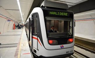 Narlıdere Metrosu'nda Derin Tünel Hazırlığı