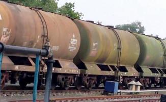 Petrol Demiryoluyla Taşınacak