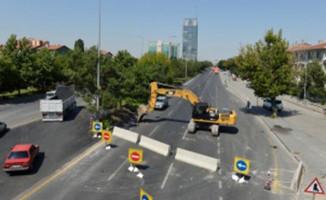 Samsun Yolu Türk Telekom Kavşağı'nda İlk Kazma Vuruldu