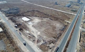 Şanlıurfa'ya Türkiye'nin En Büyük Çocuk Trafik Eğitim Parkı
