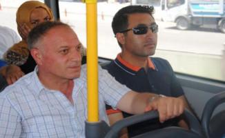 Toplu Taşıma Araçlarına Sivil Denetim