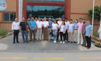 TÜRSİD Raylı Sistem Elektrik-Elektronik Tesisleri Komisyonu Toplantısı Samsun'da Yapıldı