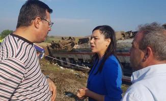 Ulaştırma ve Altyapı Bakanı Turhan'a Tren Kazası Soruları
