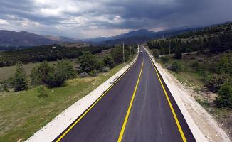 15 Kilometrelik Ereğli-İvriz Yolu Açıldı
