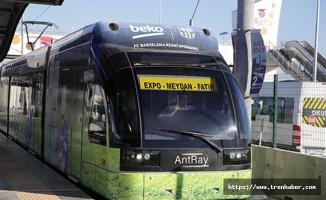 Antalya'da Toplu Taşıma Bayramda Yüzde 50 İndirimli