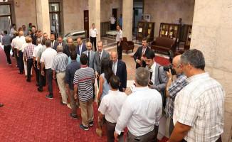 Bakan Turhan, Demiryolcuların Bayramını Kutladı
