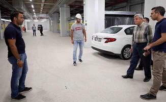 """Başkan Karaosmanoğlu: """"Otoparkımız İlk Bir Yıl Ücretsiz Olacak"""""""