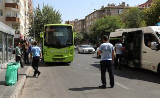 Diyarbakır'da Toplu Taşıma Araçlarında Klima Denetimleri Arttırıldı
