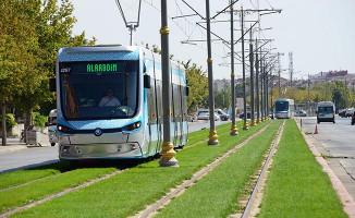 Konya'da Toplu Ulaşım Bayramın İlk 2 Günü Ücretsiz