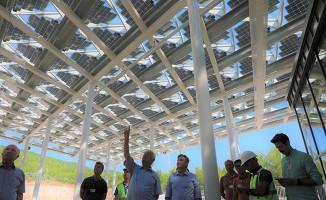 Muğla'da Kendi Enerjisini Üreten Otogar Yakında Hizmete Açılıyor